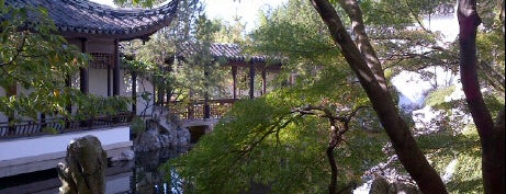 Chinese Scholars' Garden is one of Things to do near Staten Island.