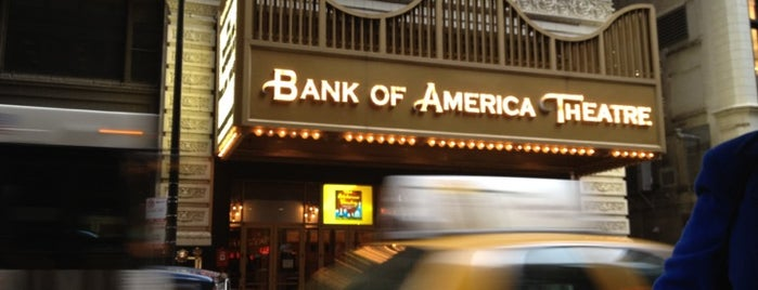 The PrivateBank Theatre is one of Chicago RDJ 2012.
