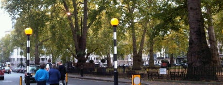 Berkeley Square is one of London City Badge - London Calling.