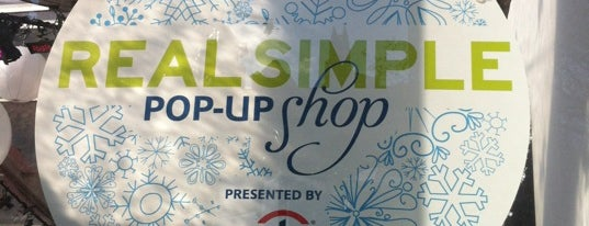 Real Simple Pop-Up Shop is one of All-time favorites in USA.