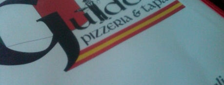 Guido's Pizzeria & Tapas is one of The best things we ate in 2012.