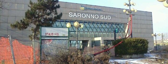 Stazione Saronno Sud is one of Linee S e Passante Ferroviario di Milano.