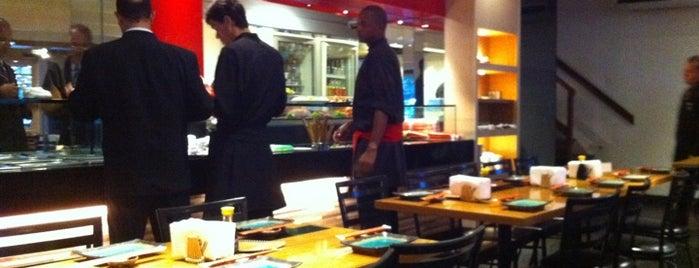Sunsaki is one of 11 favorite restaurants.