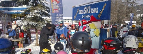 Scuola Sci & Snowboard La Villa is one of Skigebiete.