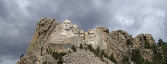 Mount Rushmore National Memorial is one of 7 Man Made Wonders of the US.