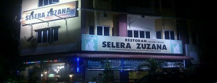 Restoran Selera Zuzana is one of Food in Kuantan, Pahang.