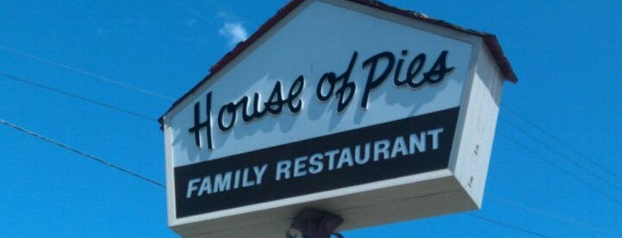House of Pies is one of Food Paradise.