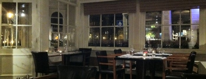 Restaurant Keizersgracht 238 is one of 1,000 Places to See Before You Die - Part 2.