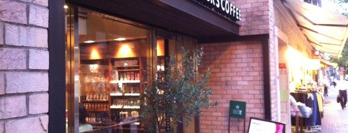 Starbucks Coffee 麻布十番店 is one of スターバックス.