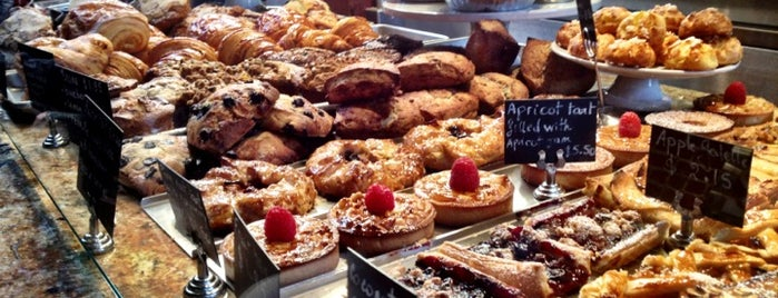Thorough Bread and Pastry is one of San Fran.