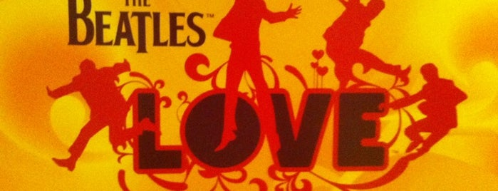 The Beatles LOVE (Cirque Du Soleil) is one of Cirque du Soleil Las Vegas.