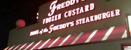 Freddy's Frozen Custard is one of 40 Under 40 class of 2013 favorite lunch spots.