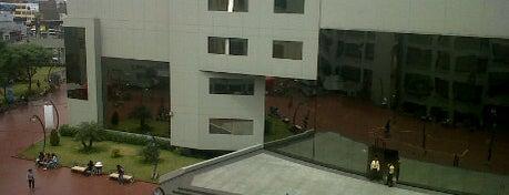 Facultad de Ciencias de la Comunicación, Turismo y Psicología (USMP) is one of Facultades - USMP.