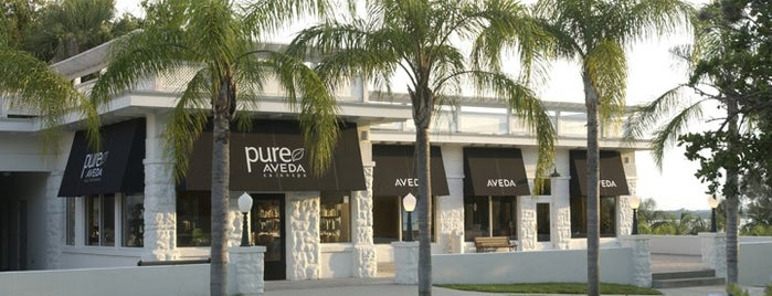 Pure Aveda Salonspa is one of Favorite Places.