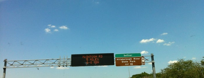 Interstate 75 South To Brandon is one of Commute.