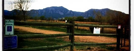 Dry Creek Trailhead is one of Boulder Area Trailheads #visitUS.