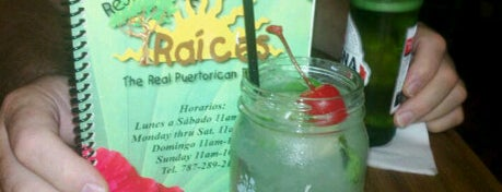 Raices Restaurant is one of Food and Bars.