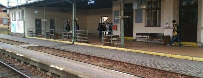 Železniční stanice Třebechovice pod Orebem is one of Železniční stanice ČR: Š-U (12/14).
