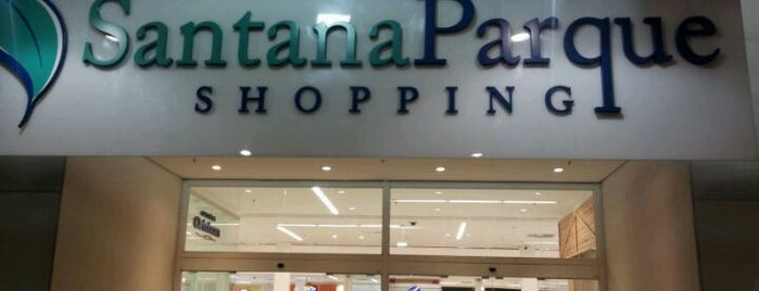 Santana Parque Shopping is one of Lazer.