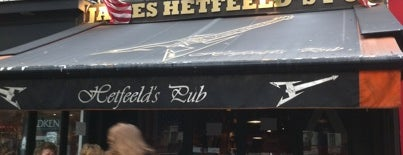 James Hetfeeld's Pub is one of Best Places Ever !.