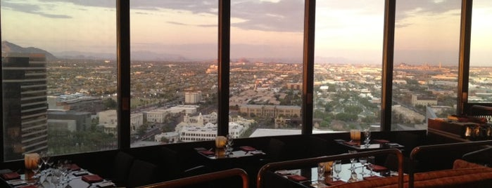 Compass Arizona Grill is one of Top 10 favorites places in Phoenix, AZ.