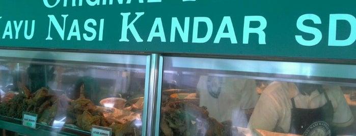 Original Penang Kayu Nasi Kandar is one of jane.