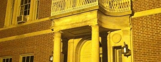 Woodrow Wilson House is one of Members.