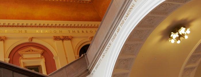 Penn Law School is one of Penn Law Locations.