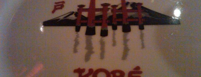 Kobe Japanese Steakhouse & Sushi Bar is one of Restaurants.
