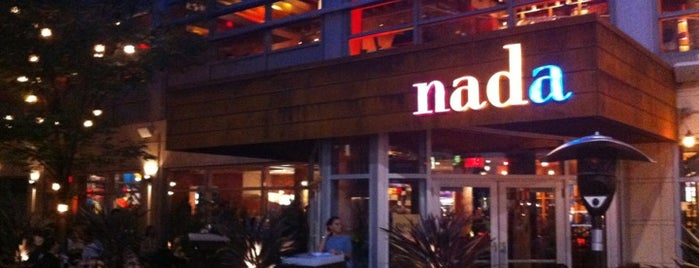 Nada is one of New Places To Try.