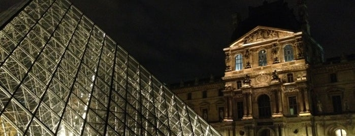 Musée du Louvre is one of First Time in Paris?.