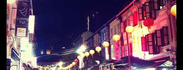 Chinatown is one of Simply Singapore.