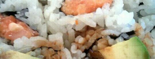 Ashiya III Sushi is one of Tribeca - Soho Lunch.