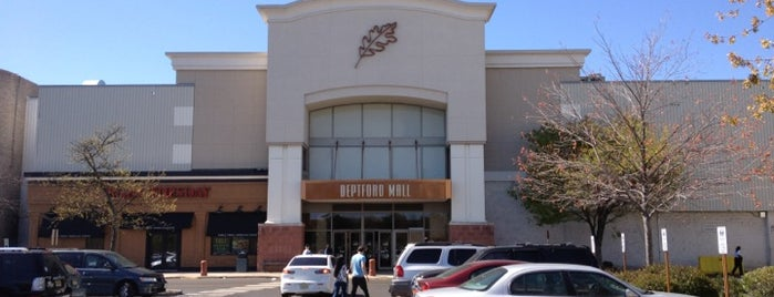 Deptford Mall is one of Frequent Places.