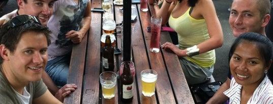 Village Melbourne is one of Snarkle's Best Beer Garden List.