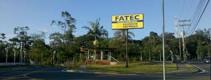 Faculdade de Tecnologia de Sorocaba (FATEC) is one of Guide to Sorocaba's best spots.