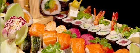Marshall Clubbing is one of Sushi Love.