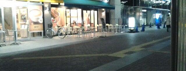 ドトールコーヒーショップ 新横浜駅前店 is one of 新横浜マップ.