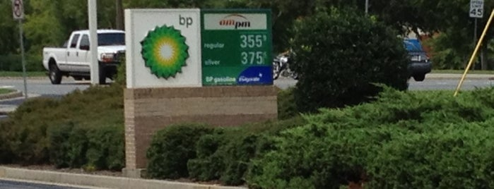 BP is one of The Regulars.