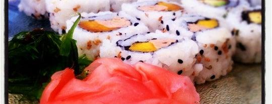 Season Sushi is one of Restaurants à sushis à Strasbourg.