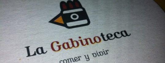 La Gabinoteca is one of The Best restaurants in Madrid.