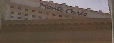 Monte Carlo Resort and Casino is one of Vegas Death March.