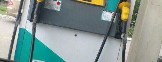 PETRONAS Station is one of Petronas MY.