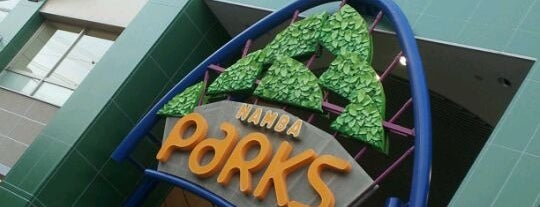 Namba Parks is one of Osaka Hits!.