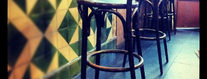 Fidel is one of My restaurants :).