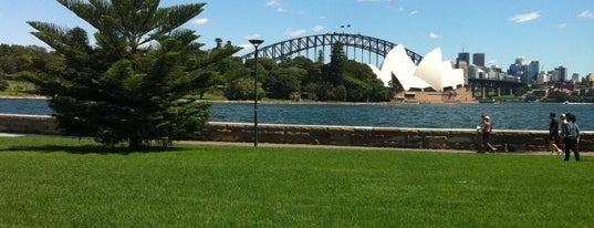 Royal Botanic Garden is one of Essential Sydney.