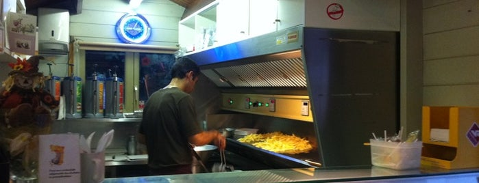 Frituur 't Muizeke is one of Beste Frietkoten in België.