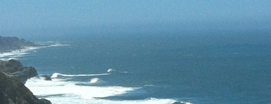 Pacifica State Beach is one of Outside =).
