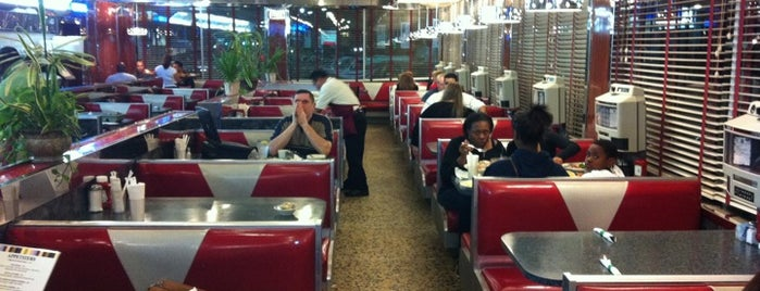 Cherry Hill Diner is one of Favorite Chow Down Spots.
