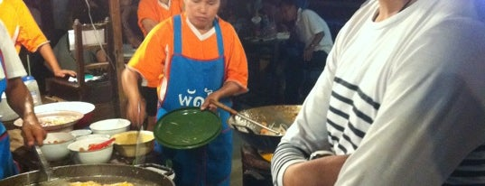 ตลาดนัดรถไฟ (Train Market) is one of Bangkok (กรุงเทพมหานคร).